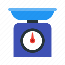 appliance, cook, cooking, food, kitchen, scales, weight icon