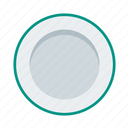 dish, food, kitchen, meal, plate, restaurant, serving icon