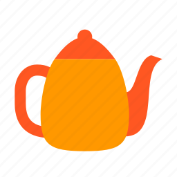 beverage, drink, kettle, kitchen, tea, teakettle, teapot icon
