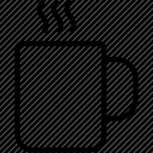 beverage, coffee, cup, drink, mug, tea icon