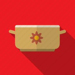 cook, food, kitchen, pan, prepare icon
