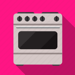 cook, cooker, food, gas, kitchen device icon