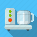 combine, cook, food, kitchen, prepare icon