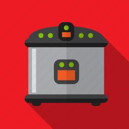 combine, food, kitchen, preparation, steamer icon
