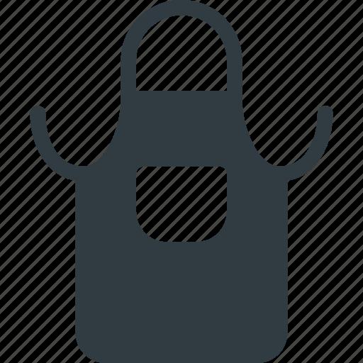 Apron, coock, kitchen icon - Download on Iconfinder