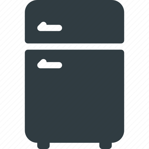 Cold, freeze, fridge, kitchen, refregirator icon - Download on Iconfinder