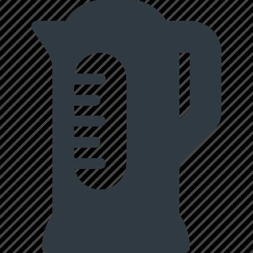 Frier, kettle, kitchen, water icon - Download on Iconfinder