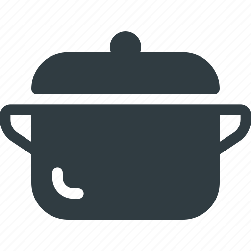 cook, food, kitchen, pot, prepare icon