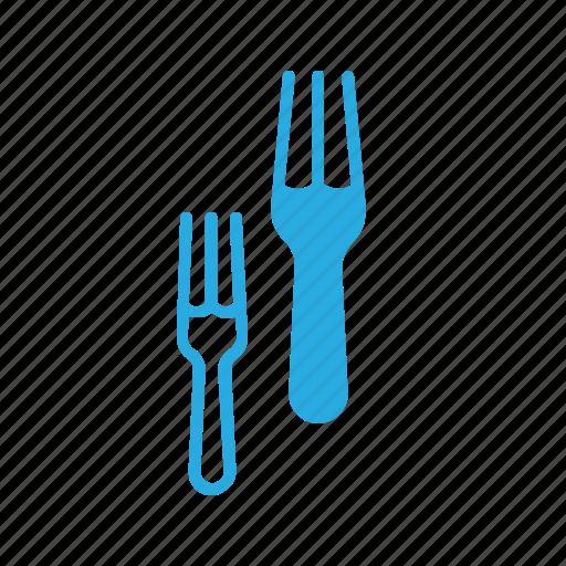fork, kitchen, restaurant icon