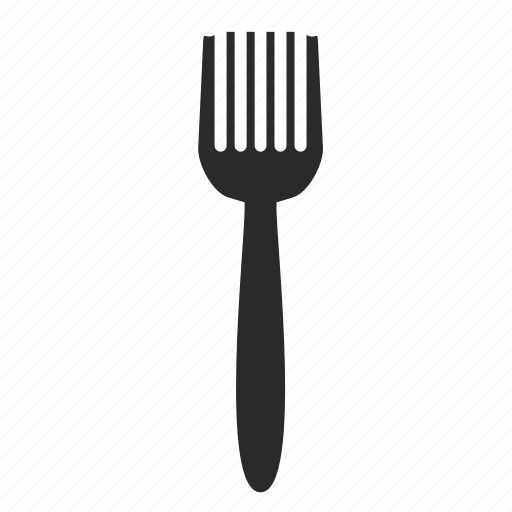 fork, kitchen icon