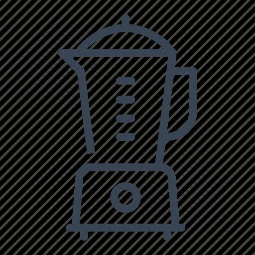 appliance, blender, juice, kitchen, mixer icon