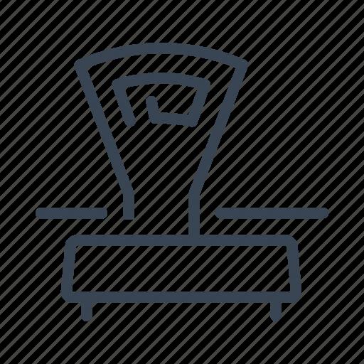appliance, kitchen, scales icon