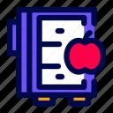 apple, cooking, fridge, kitchen, refrigerator