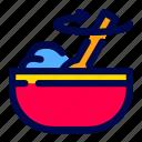 bowl, cooking, kitchen, mixing