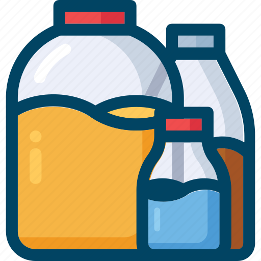 bottles, conservation, food, jar, kitchen icon