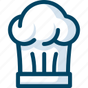 chefs, cook, cup, hat, kitchen icon