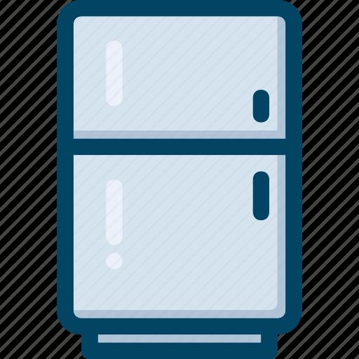 Appliance, fridge, frost, refrigerator icon - Download on Iconfinder