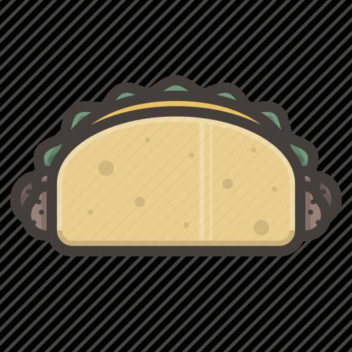 burrito, food, mexican, taco icon