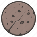 biscuit, cookie, cookies, dessert, snack icon