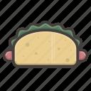 dog, hot, hotdog icon