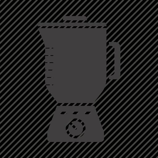 appliance, blender, cookware, liquidizer, mixer icon