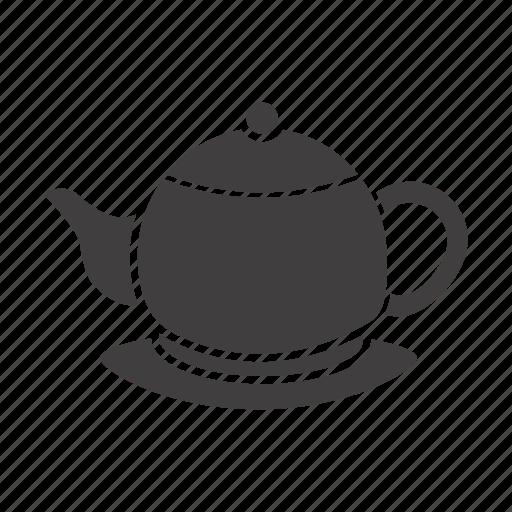 Kettle, pot, tea, teakettle, teapot icon - Download on Iconfinder