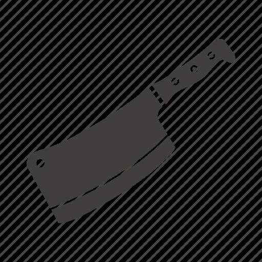 Backsword, butcher, chopper, cleaver, kitchenware, knife icon - Download on Iconfinder