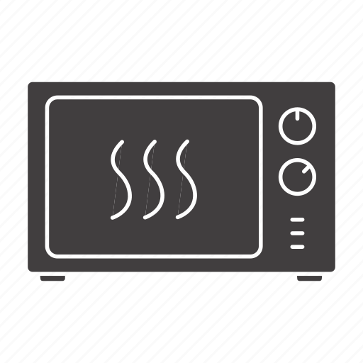 appliance, micro-cook, microwave, oven icon