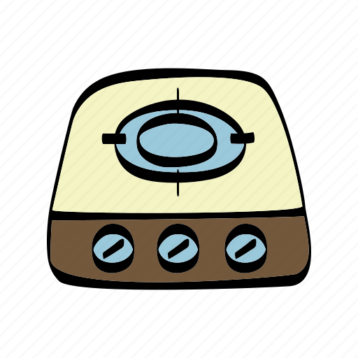 Cook, cooking, kitchen, stove icon - Download on Iconfinder