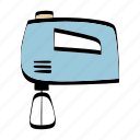 food, kitchen, mixer icon