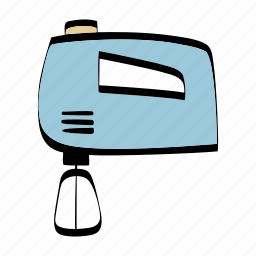 food, kitchen, mixer icon