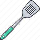 chef, cook, cooking, kitchen, shovel icon