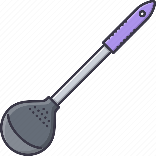 chef, cook, cooking, kitchen, ladle icon