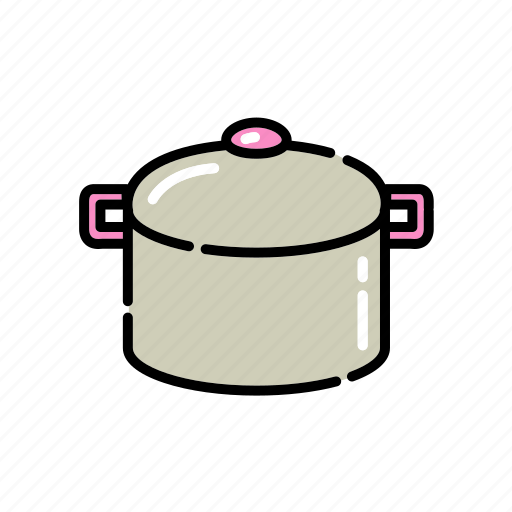 boil, boiler, cooking, cookware, kitchen, pot, stewed icon