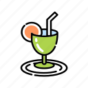 alcohol, cocktails, drink, juice, kitchen, liqour icon