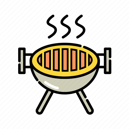 barbecue grill, cooking, cuisine, griddle, grill, kitchen, stove icon