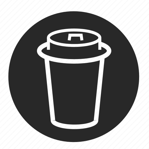 cappuccino, cardboard, coffee, kitchen, mokachino icon