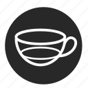 breakfest, cup, kitchen, lunch, tea icon