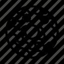 bagel, donut, kitchen, line, ui, web icon