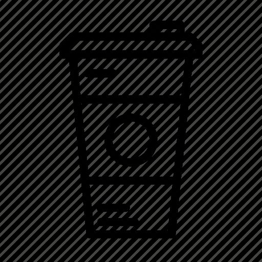 coffee, coffee cup, kitchen, latte, line, ui, web icon