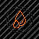 fuel, petrol, station icon