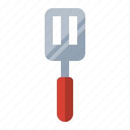 cook, food, fry, kitchen, meal, spatula icon