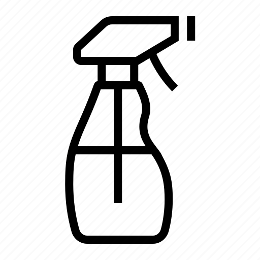 bottle, cook, food, kitchen, meal, spray icon