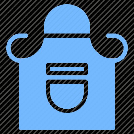 apron, coffee, kitchen, restaurant icon