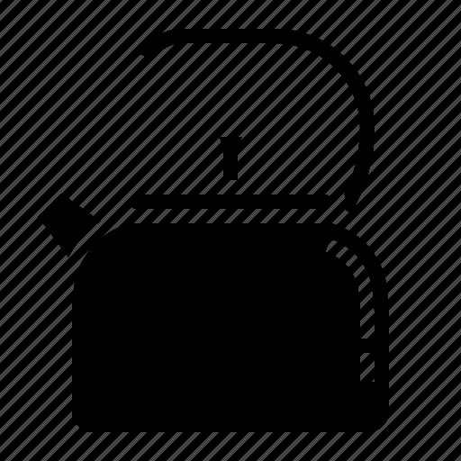 drink, kettle, kitchen, tea icon