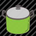 appliance, cooking, kitchen, pan, pot
