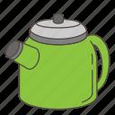 appliance, cooking, kitchen, tea, teapot
