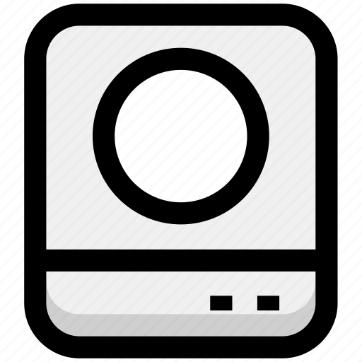 appliance, cooker, cooking, induction, kitchen icon
