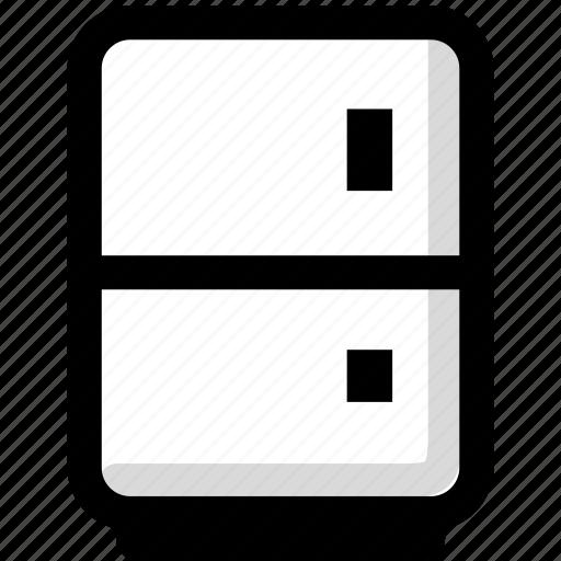 appliance, kitchen, refrigerator icon