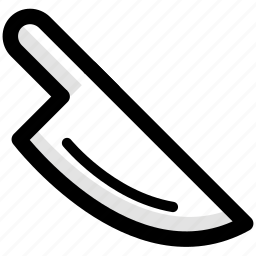 cooking, kitchen, knife, utensil icon